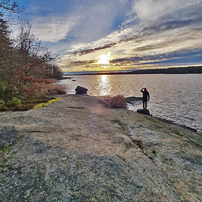 Vandring i Agnäs - 3,6 km