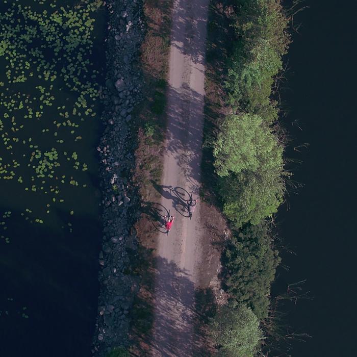 Nationalparktour mit Radfahren und Wandern - 16 km